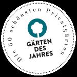 Auszeichnung Gärten des Jahres