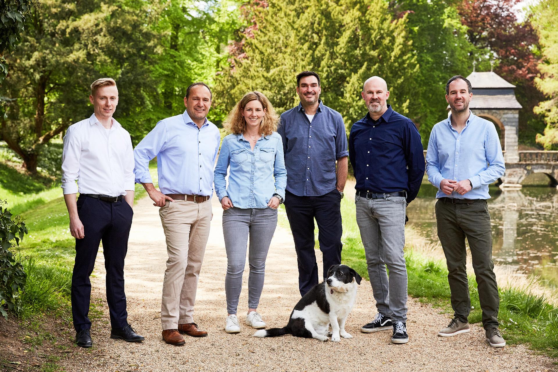 Das Team von gartenplus